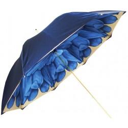 #SOLDES #BELLEZZABIANCA #BELLEZZA #BIANCA #PARAPLUIE #FEMME #PASOTTI #ombrelli #LUXE #HAUTDEGAMME #PETALE #Bleu