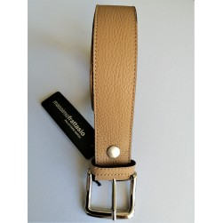Ceinture Noisette Massimo Frattasio Medium