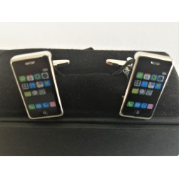Boutons de Manchette I-phone
