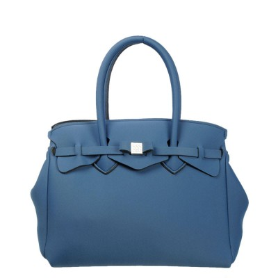 Miss Plus Denim Blu Save My Bag