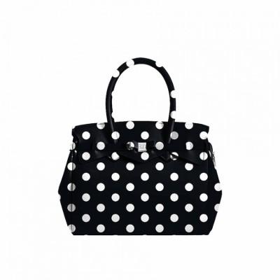 Miss Plus Pois Noir Save My Bag