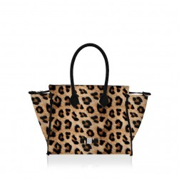 Amanda Léopard Save My Bag