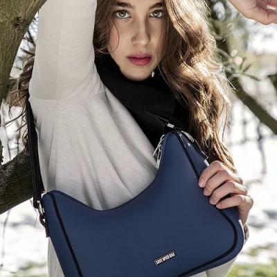 Luna Denim Blu Save My Bag