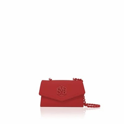Meghan Midi Passion Rouge Save My Bag