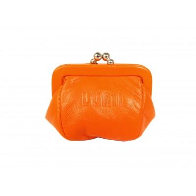 Porte-Bijoux Orange Made in Italy