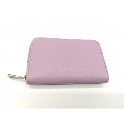 Compagnon Portefeuilles Baby Kate Lilas Made in Italy