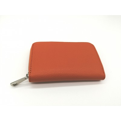 Compagnon Portefeuilles Baby Kate orange Made in Italy
