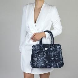 Miss Plus Garden Noir Save My Bag