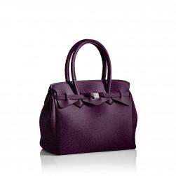 Miss Plus Aubergine Save My Bag