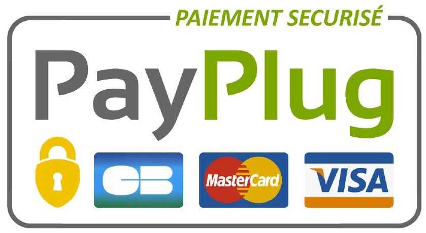 Logo PayPlug Secured